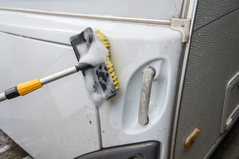 Caravan Cleaning Services in Warrington Cheshire