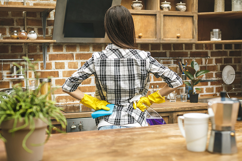 House Cleaning Services Near Me in Warrington Cheshire